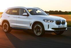 Yeni BMW iX3 yollara çıkıyor 10 dakika şarjla 100 kilometre gidiyor