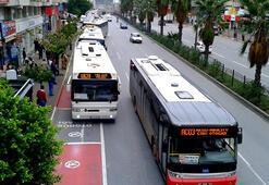 Antalyada, 15 Temmuzda toplu taşıma araçları ücretsiz olacak