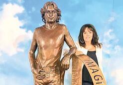 John Lennon heykel turu
