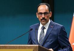 Cumhurbaşkanlığı Sözcüsü Kalından 15 Temmuz açıklaması: Bazı ülkeler bekle ve gör yaklaşımıyla sonucu bekledi