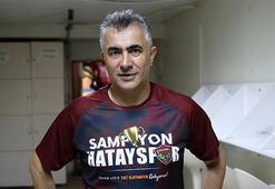 """Mehmet Altıparmak: Hatay'a bir borcum vardı"""""""