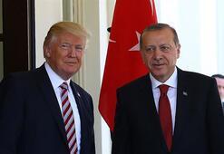 Trump'la Libya'yı konuştu