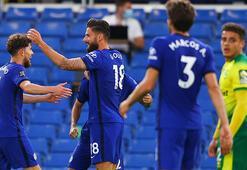 Chelsea, Norwich Cityi 1-0 yendi