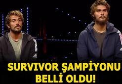 Survivor şampiyonu kim oldu, birincinin ödülü ne Survivor 1.si 2020, birinci ne kadar para kazandı