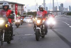 Son dakika...Bu sabah İstanbul...15 Temmuz konvoyu 06.00da yola çıktı