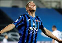 Atalanta, Juventusa fark attı Toplam 93 gol...