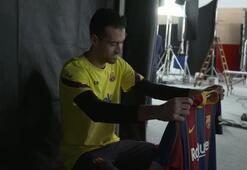 Barcelona 2020-21 sezonu formalarını tanıttı