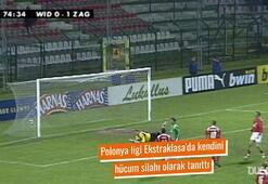 Lukasz Pizsczekin Ekstraklasada hücum oyuncusu olduğu günler