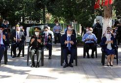 Gaziantepte 15 Temmuzda şehitlik ziyareti