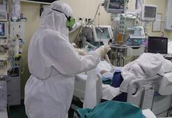 Son dakika... Dünya genelinde tedavisi süren Kovid-19 hasta sayısı 5 milyonuaştı