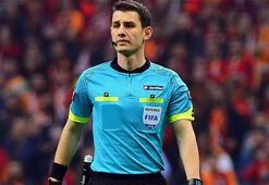 Son dakika | Beşiktaş - Fenerbahçe derbisi Halil Umut Melerin