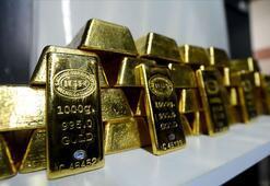 Altının onsu yaklaşık bir haftanın en yüksek seviyesini gördü