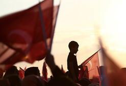 Emine Erdoğandan 15 Temmuz paylaşımı