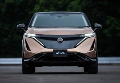 Nissan elektrikli devrini Ariya ile başlatıyor