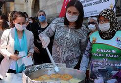 AK Parti Edirnede, 15 Temmuz şehitleri ve Ayasofya için lokma dağıttı