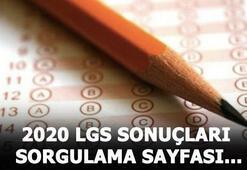 2020 LGS sonuçları saat kaçta, nerede ve ne zaman açıklanacak LGS sınav sonuçları sorgulama sayfası...