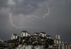 Meteoroloji illeri tek tek saydı ve uyardı Çok kuvvetli olacak