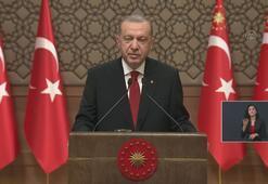Cumhurbaşkanı Erdoğandan Ulusa Sesleniş konuşması
