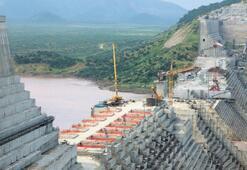 Son dakika... Etiyopya Hedasi Barajını doldurmaya başladı