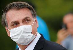 Son dakika... Bolsonaronun ikinci corona virüs testi de pozitif çıktı