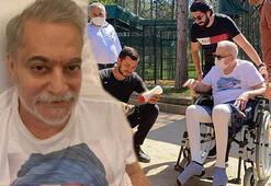 Mehmet Ali Erbil, kök hücre tedavisine başlıyor