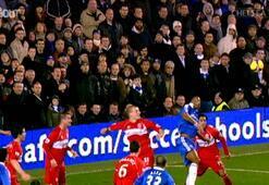 Salomon Kalounun Chelsea golleri
