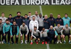 Başakşehirde 23 futbolcu Süper Ligde ilk şampiyonluğuna yakın