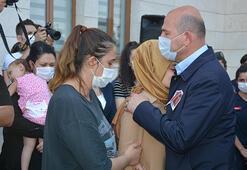 Siirtteki operasyonda şehit olan 2 polis için tören düzenlendi
