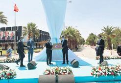 Ege'den dev anıt '15 Temmuz'u hatırlatacak'