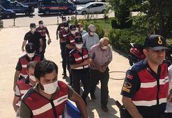 Muğla merkezli tefecilik operasyonu 2 kişi tutuklandı