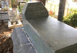18 yıl sonra açılan mezar Babasını arıyor