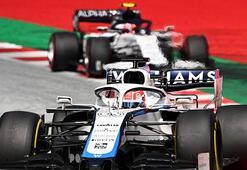 Williams, yeni sezonda Russell ve Latifi ile yarışacak