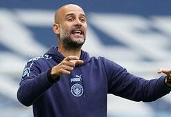 Guardiola Manchester Cityde tarih yazdı
