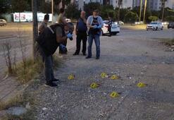 Otomobilden pompalı tüfekle ateş açtı Yaralılar var...