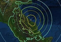 Son dakika... Papua Yeni Gine'de 6,9 büyüklüğünde deprem Tsunami uyarısı yapıldı