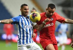 Kasımpaşa, Süper Ligde Gaziantep FKye konuk olacak