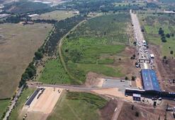 Türkiyenin Otomobilinin üretileceği alan havadan görüntülendi