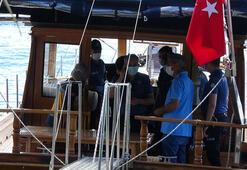Kuruçeşmede bir teknede ceset bulundu