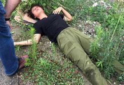 Sakarya'da genç kadını darp ederek yol kenarına attılar