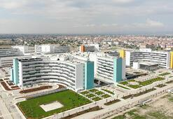 1250 yataklı Konya Şehir Hastanesi, açılışa hazır