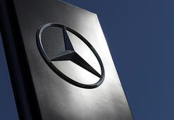 Mercedes üretimi durduruyor