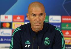 Zidane, Real Madridden kovulmamasını Galatasaraya borçlu