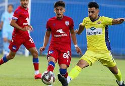 Ekol Göz Menemenspor - Altınordu: 1-1