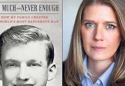 Yeğen Trump'ın  kitabı yok satıyor
