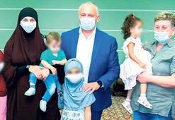 MİT'ten Suriye'de nefes kesen operasyon: 4 çocuk ve annesi YPG'den kurtarıldı