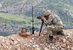Fırat Kalkanı ve Zeytin Dalı bölgesinde toplam 6 terörist gözaltına alındı
