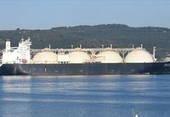 Türkiyenin LNG ithalatında ABDnin payı artıyor