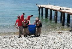 Van Gölündeki tekne faciasından bir ölü daha