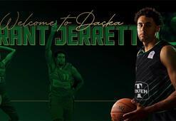 Darüşşafaka Tekfen, ABDli basketbolcu Grant Jerrettı transfer etti