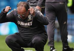Leeds United şampiyonluğu da garantiledi